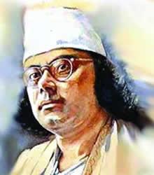 কবি কাজী নজরুল ইসলাম - এর ছবি