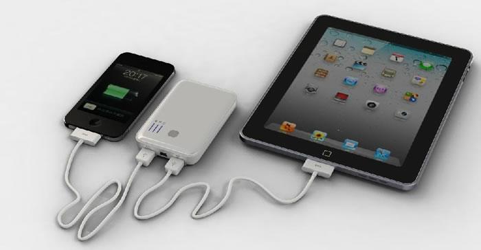 Portable Mobile Charger (Power Bank)