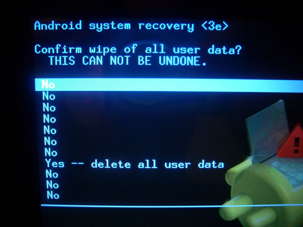 Android System Recovery 2